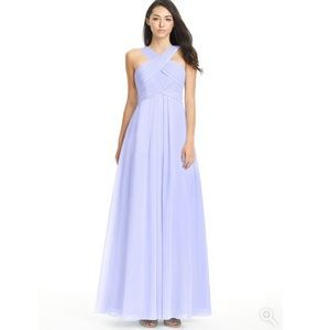 Azazie Kaleigh Lavender Bridesmaid Dress